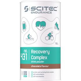 SCITEC Recovery Complex Getränkepulver 750g Chocolate
